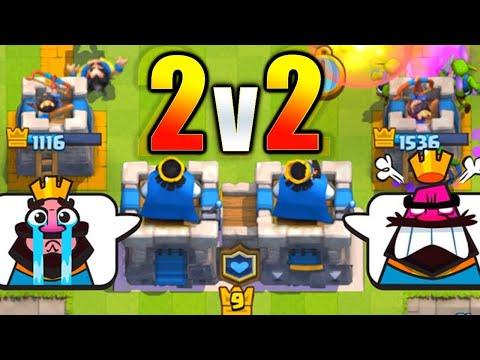 Clash Royal (Events) 2vs2 Battles