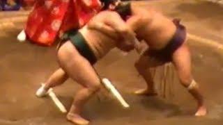 蒼国来vs隠岐の海 SUMO Sokokurai vs Okinoumi 大相撲平成28年初場所 琴...