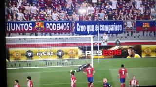Fifa 2016 güzel gol erdeniz frikik