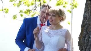 Свадебный клип  Сергея и Ирины 14  05  2016г