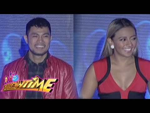 It's Showtime Singing Mo 'To: Bugoy Drilon and Liezel Garcia sings