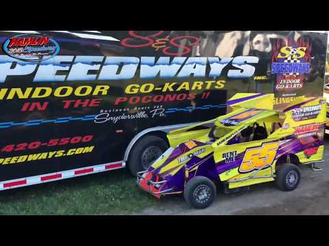 Photo Finish at Hamlin Speedway | HIGHLIGHTS | 07/07/2018