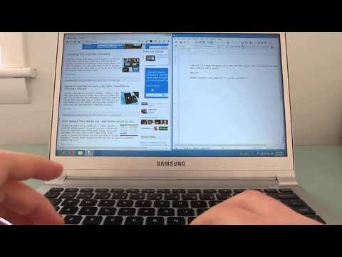 Samsung Series 9 NP900X3D-A01US Ultrabook Review
