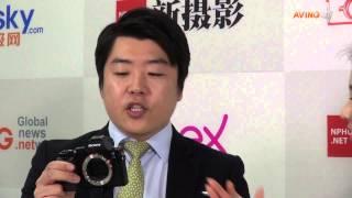 [P&I 2014 영상] 소니코리아, 미러리스 …