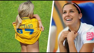 Most Beautiful Football Players in WOMEN's Football