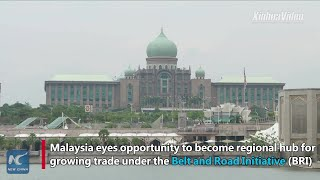 Baixar Malaysia eyes opportunity to become regional hub for growing trade under BRI, says PM