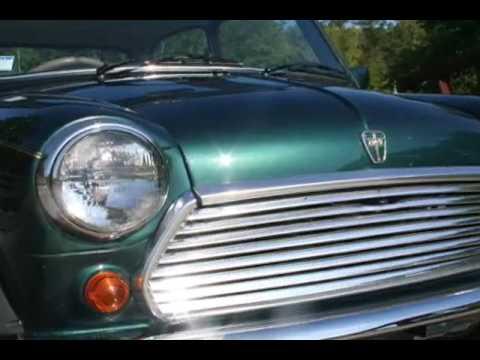 197492 British Open Classic Mini 1275cc Youtube