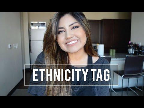 I'm Peruvian (Ethnicity Tag)
