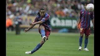 Fifa Online 3 Ronaldinho Amazing Free Kick