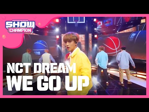 Show Champion EP.283 NCT Dream - WE GO UP