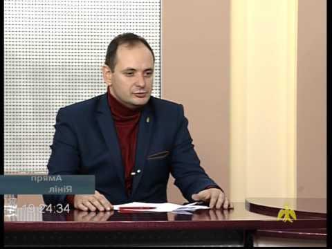 Пряма лінія з Русланом Марцінківом