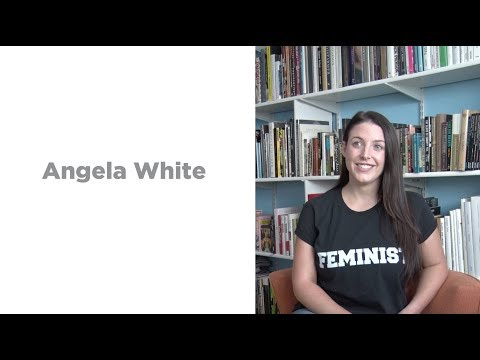 Interview with Angela White