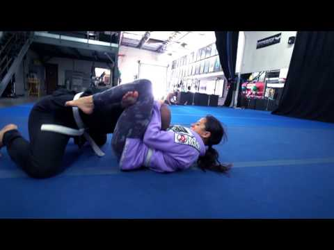 Jujitsu duo inspired Choreography by Tara Macken