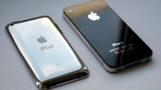 из айфона 4 - айпод или обход блокировки активации(iPhone 4 to make iPods or bypass activation lock)