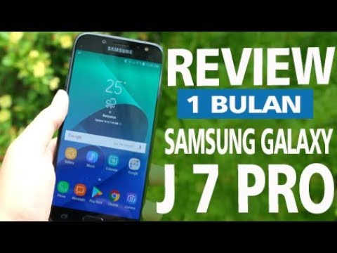 MY FIRST REVIEW Samsung Galaxy J7 PRO