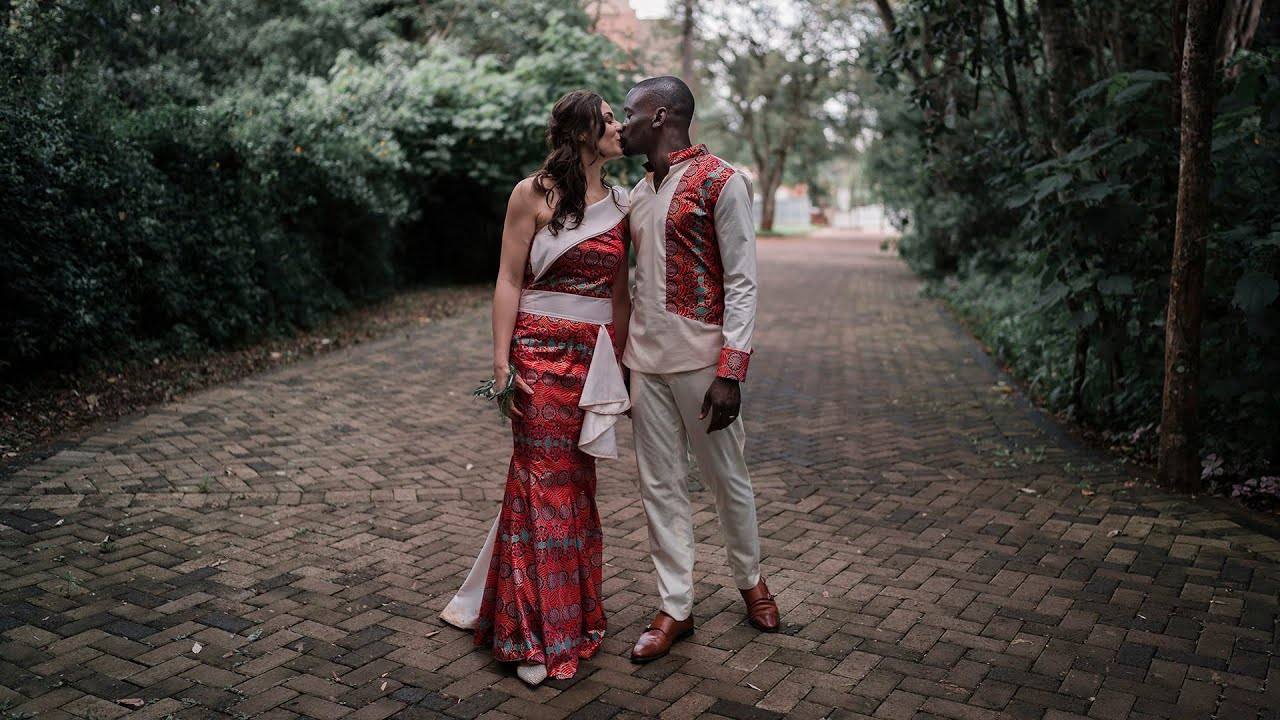 Benjamin & Anna Kenya