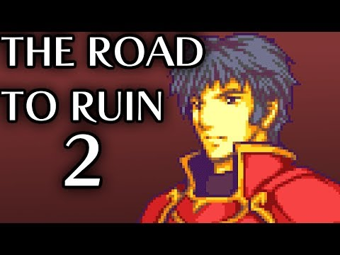 Deserters. Let's Play Fire Emblem: The Road To Ruin FINAL VERSION. Part 2