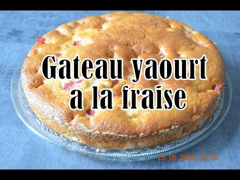 gateau-yaourt-a-la-fraise