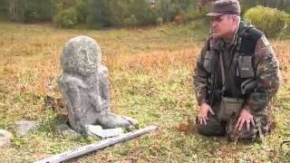 Ознакомительная поездка новосибирского археолога Андрея Бордовского в Алтайский заповедник