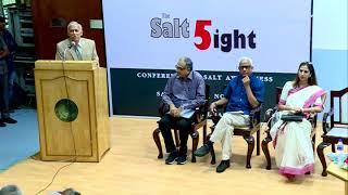 The Salt Fight - Conference on Salt Awareness - Dr. Rajan Ravichandran