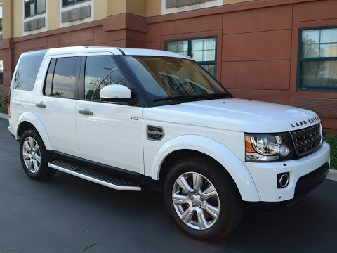 sold 2016 land rover lr4 hse suv for sale by corvette mike youtube. Black Bedroom Furniture Sets. Home Design Ideas