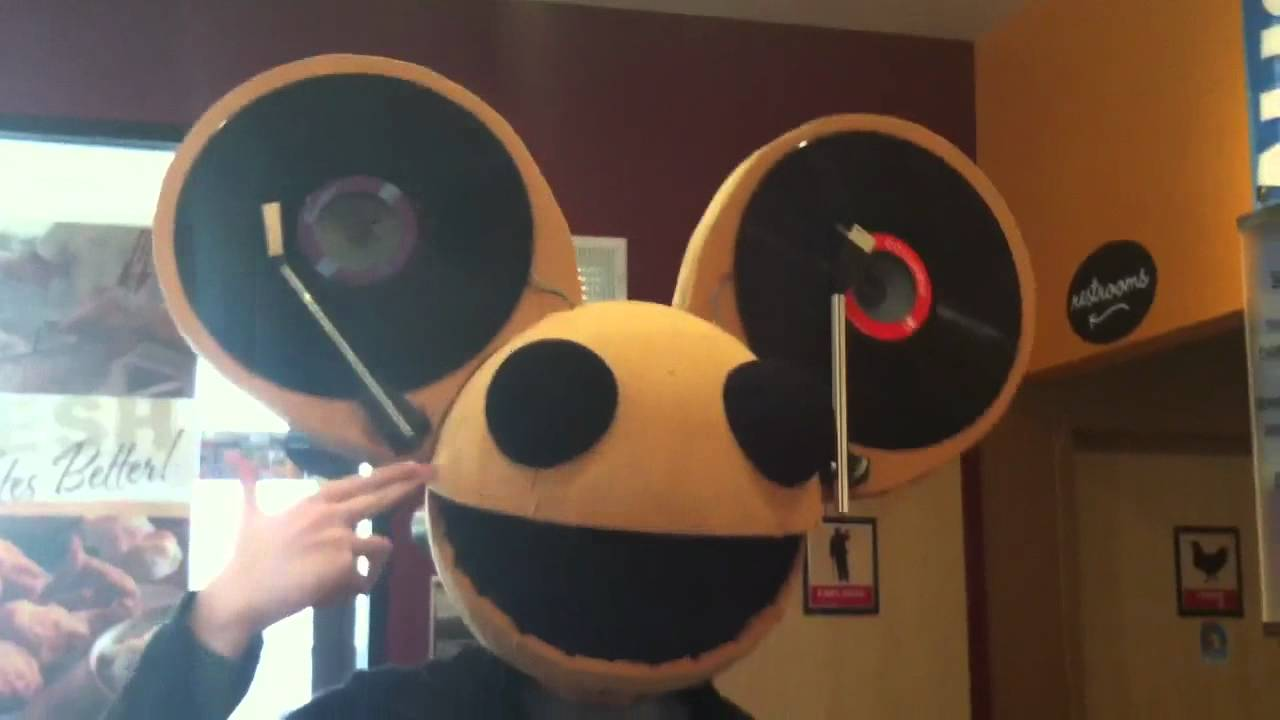 deadmau5 head inside - photo #6