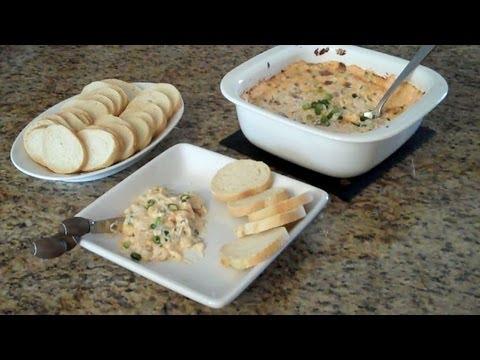 Super Bowl Warm & Creamy Bacon Dip - Lynn's Recipes