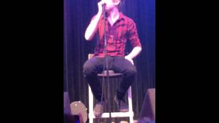 Austin Jones I Write Sins Not Tragedies Panic! at the Disco cover 7/31/14 at Durty Nellies