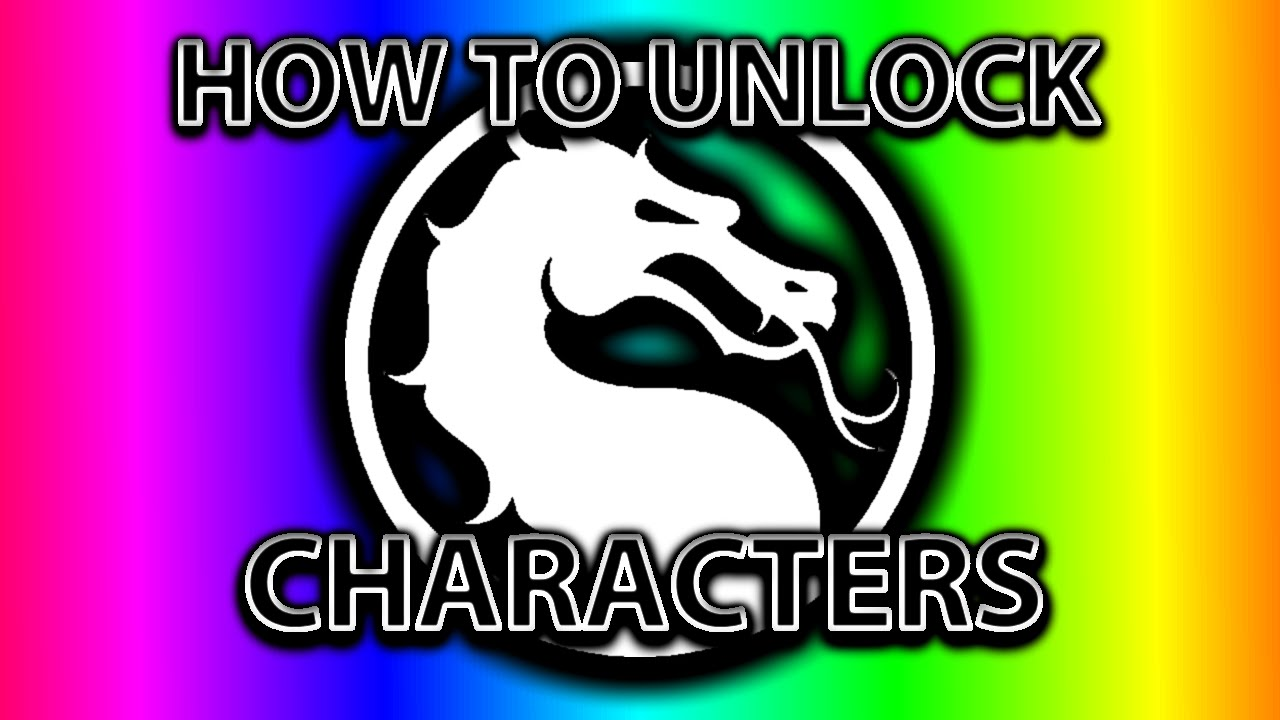 MKX MOBILE- How to Unlock ANY Character