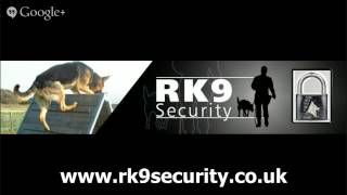 Personal Protection Dogs, Security Dogs, For Sale, Training | Www.rk9security.co.uk