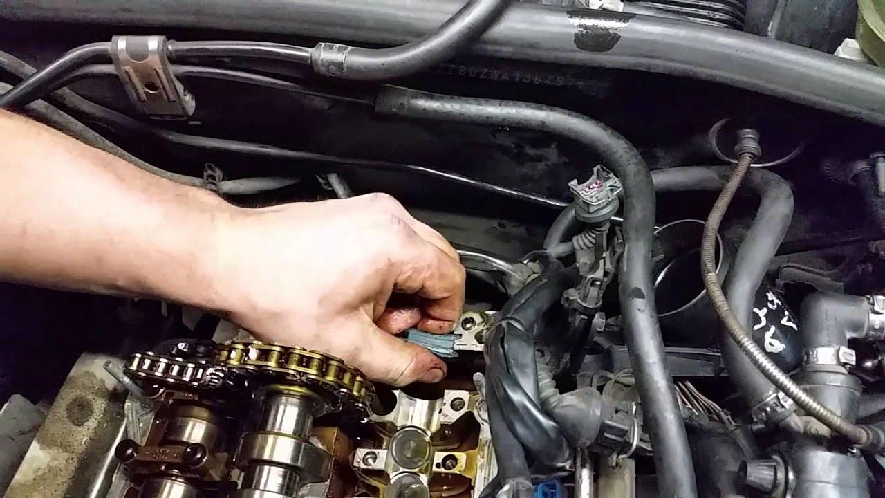 Vw Audi Wymiana Napinacza łańcuszka Rozrzadu 18 Adr Aeb Awt