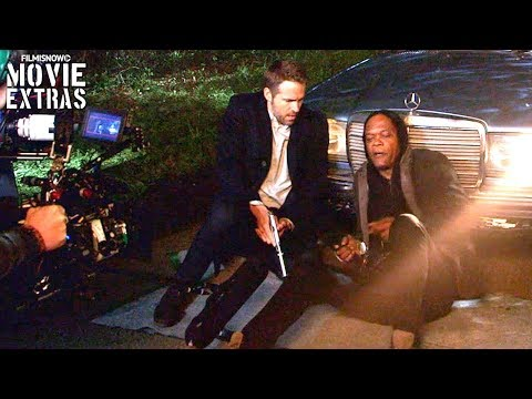 Go Behind The Scenes Of The Hitman's Bodyguard (2017)