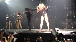 LES TWINS | Beyonce The Mrs. Carter Show World Tour - Get Me Bodied