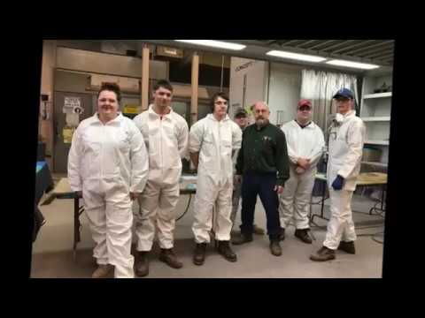 Erie County Technical School Manufactures Awards