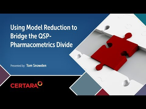 Using Model Reduction to Bridge the QSP Pharmacometrics Divide