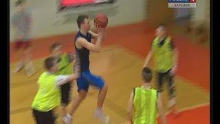 Тренер Березин развивает детский баскетбол в Карелии