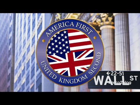 America First, UK Second (official) #everysecondcounts