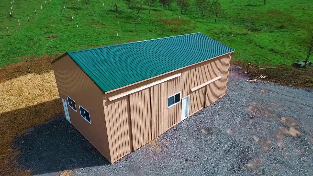 Pole Barns & Pole Buildings | 84 Lumber