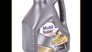 Моторное масло Mobil 3000 5w40,оригинал и фальшивка(original,fake)