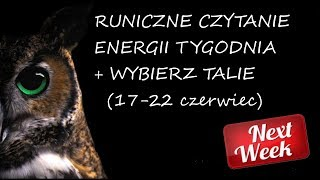 RUN CZNE CZYTAN E ENERG   TYGODN A 17  22 CZERW EC 2019  Wybierz Talie.