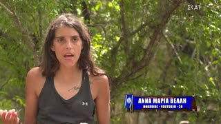 Survivor 2021   Άννα Μαρία: δεν έχουν καταλάβει το λάθος τους   16/02/2021