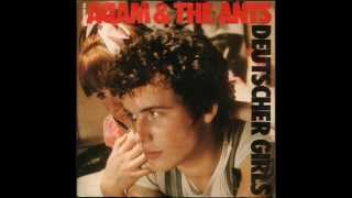 Adam and The Ants - Deutscher Girls - 7inch vinyl single (Jubilee Soundtrack)
