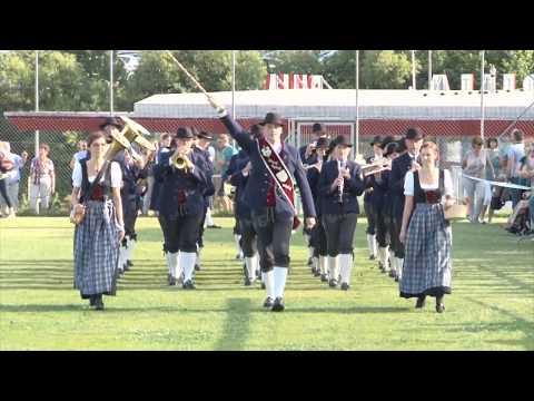 Trachtenmusikkapelle Waldburg | Marschwertung Bmf 2017 in Pregarten