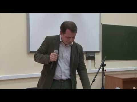 Дни поэзии в ЮФУ, 2013: Владимир Козлов