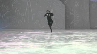 Евгений Плющенко. Каскад из 8 прыжков