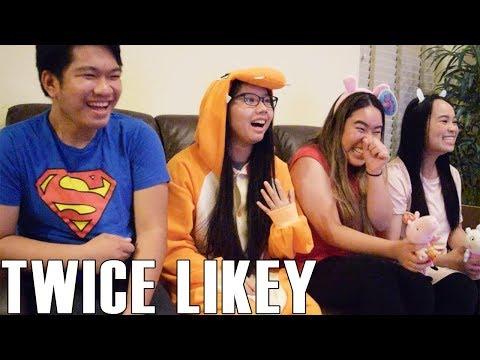 TWICE (트와이스)- Likey (Reaction Video)