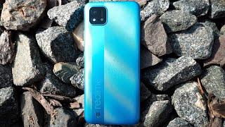 realme C20 - Очень бюджетный смартфон с NFC