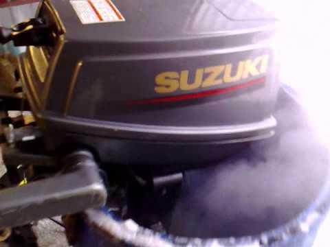 Suzuki 9 9 hp outboard motor 1992r 2 stroke dwusuw for 9 9 hp outboard motors