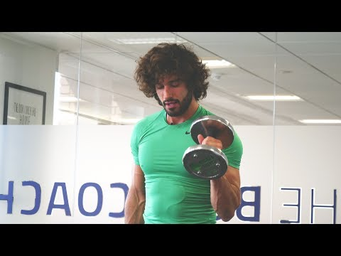 Full Body Fat Burner and Dumbbell Workout | 18 Minutes | The Body Coach