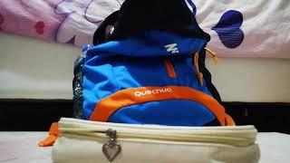 Gambar cover Okul çantamda ne var?